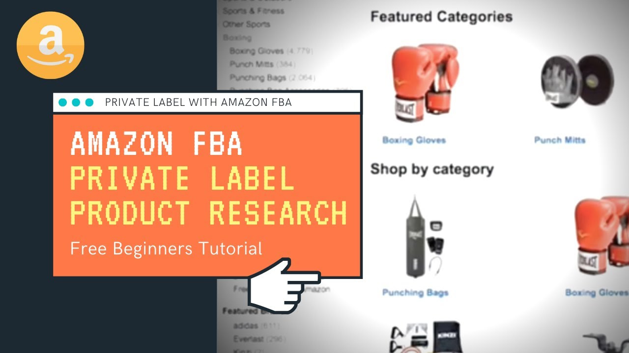 [Free Course] Private Label Market Research | Select Your Niche & Product