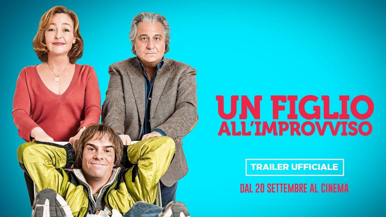 UN FIGLIO ALL'IMPROVVISO - Trailer Italiano Ufficiale