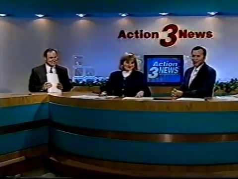 KATC 10pm Newscast, November 17, 1993