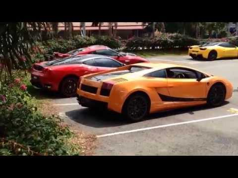 Supercar Sunday Drive to Ipoh