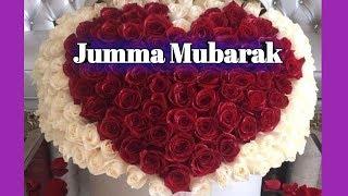 💕💕Jumma mubarak Dua Latest whatsapp status by shine my heart💕💕