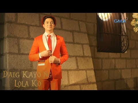 Daig Kayo Ng Lola Ko: Nonoy fulfills his duties as Pinoy Santa
