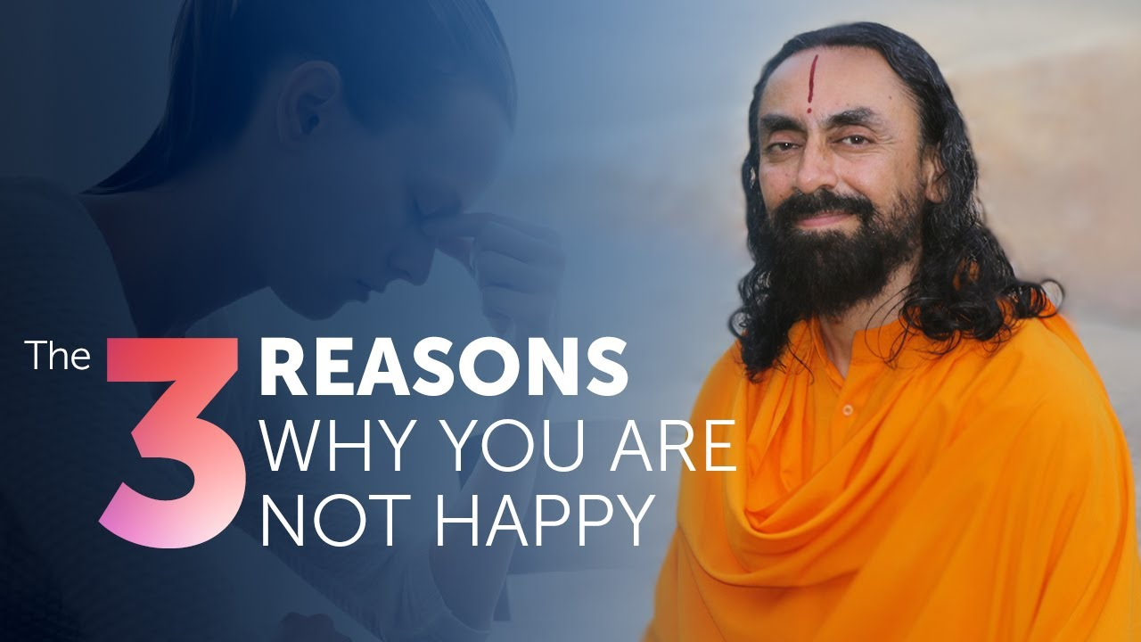 Why You Are Not Happy?