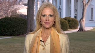 Conway responds to Trump