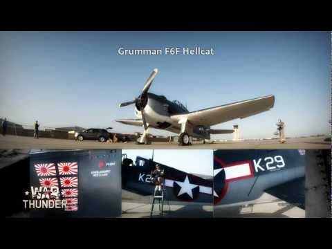 War Thunder - Aircraft Sound Recording