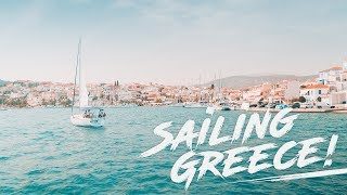 SAILING THROUGH GREECE! SUMMER ADVENTURE