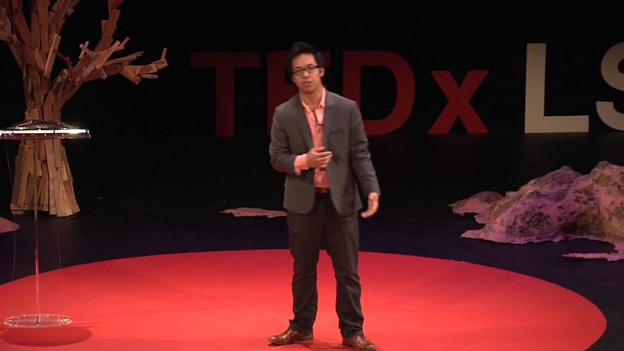 The Art of Saying No: Kenny Nguyen at TEDxLSU