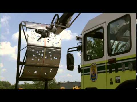 ARFF-Fire Fighting with HRET