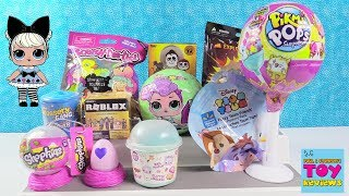 Squish-Dee-Lish Disney Coco Pikmi Pops Roblox LOL Surprise Doll Toy Review | PSToyReviews