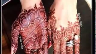 Mehndi Designs Full Hand Back Side | New Mehndi Design 2019 | Mehndi Design Hand Back Side