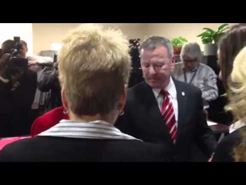 Mayor Buddy Dyer Registers Comm. Patty Sheehan and Partner as Domestic Partners