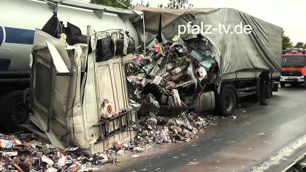 Speyer Unfall Heute