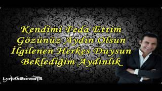 Ferhat Göçer - Yarabbim (Lyrics) Sözler