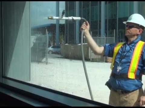 How to find a rain leak in your building