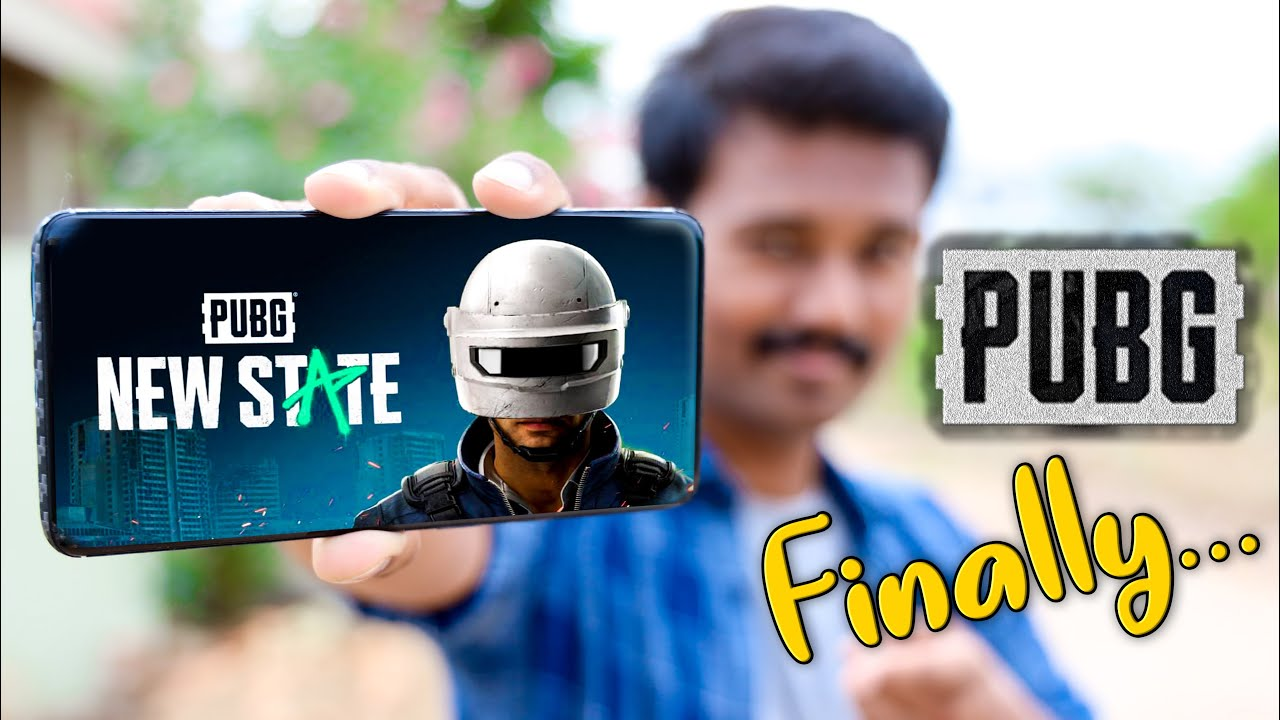 PUBG - இது புதுசு🔥🔥🔥 | PUBG New State Game Features & First Look | Tech Boss