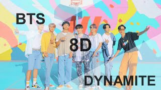 Download Mp3 Bts  방탄소년단  - Dynamite  8d Use Headphone  🎧