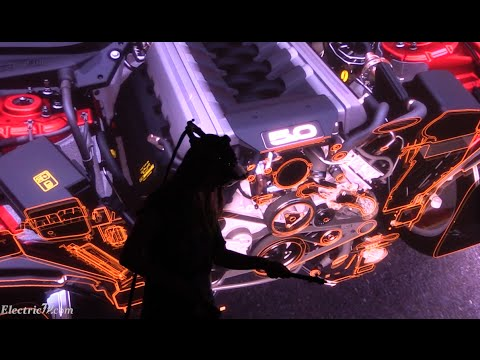 Virtual Reality Helps Ford Build Even Better Cars | Siggraph 2015 VR demo