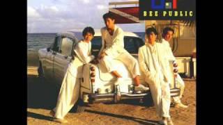 夏・体験物語2の挿入歌 ビーパブリックのデビューシングル。(1986...