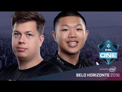 CS:GO - FaZe Clan vs. Ghost [Dust2] Map 2 - Group A Opening Match - ESL One Belo Horizonte 2018