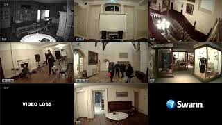 UK Haunted live at the Abington Park museum ghost hunt