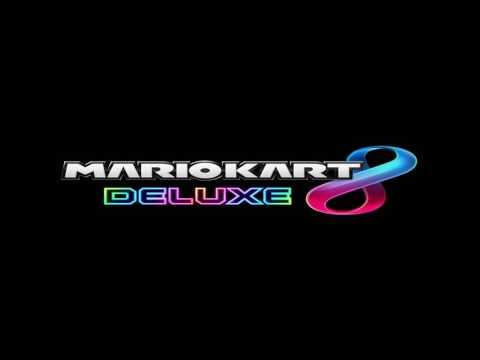 Wii Wario's Goldmine (Miner/Frontrunning)- Mario Kart 8 Deluxe OST