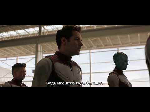 Как снимали «Мстителей: Финал»