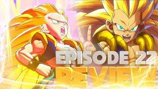 Dragon Ball Super Episdoe 22 Review~Super Saiyan Gotenks vs Tagoma!