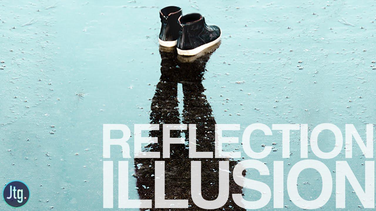 Photoshop tutorial floating shoe reflection illusion photo photoshop tutorial floating shoe reflection illusion photo manipulation effect youtube baditri Choice Image