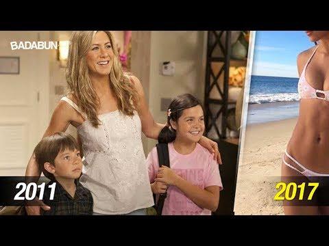 """Mira cómo luce hoy la niña de: """"Una Esposa de Mentira"""". Se puso más buena que Jennifer Aniston…"""