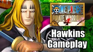 One Piece: Pirate Warriors 4 (2020) - Hawkins Gameplay [PS4 Pro]