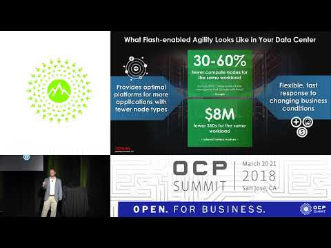 OCPUS18 – Ridesharing Your Cloud Data Center - Realize Better Resource Utilization with NVMe-oF