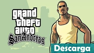 Como Descargar GTA San Andreas Para Windows XP,7,8 Y 1O | Megaupload |1 Link FULL PC