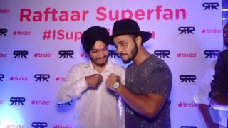 Raftaar Superfan Meetup #ISuperLikeYou