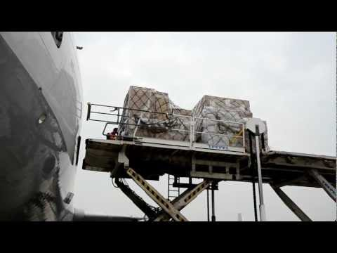 How to load cargo into the MD-11 Part 2