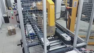 Постэкс  Заклейщик коробов автоматический (PE36V2)