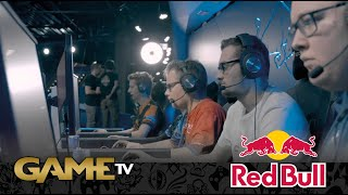 Game TV Schweiz - Red Bull Itemania 2019