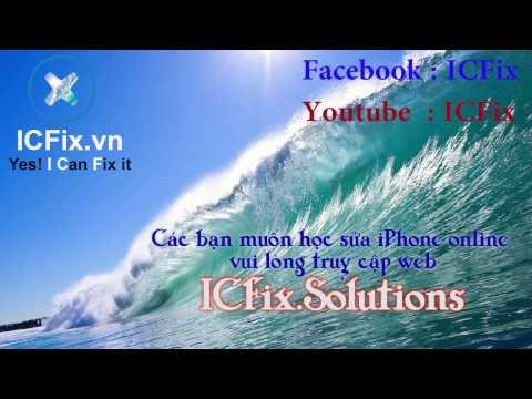 Bài 2: ICFix Hướng Dẩn Cách Restore Cho Iphone Và Ipad