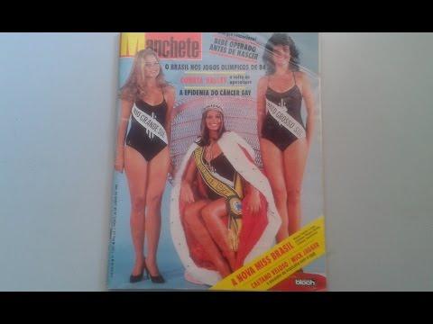Revista Manchete 25 de Junho de 1983