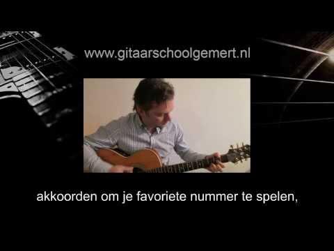 Gitaarles | Gitaarschool Gemert | Gitaarles voor iedereen!