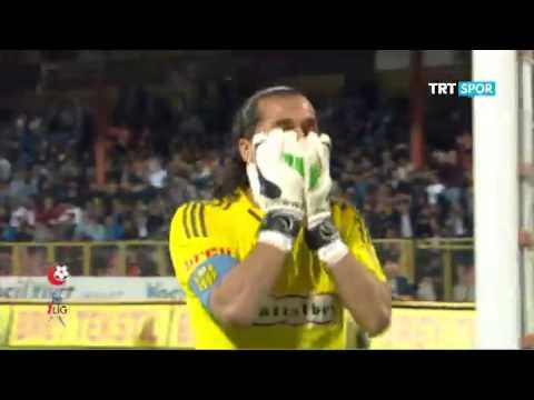 Alima Yeni Malatyaspor 2-1 Şanlıurfaspor PTT 1.LİG Maç Özeti 28.Hafta (09.04.2016)