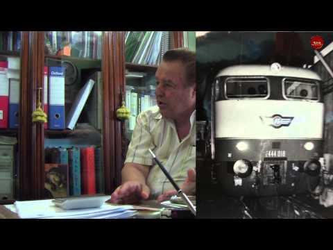 INTERVISTA AL FERROVIERE CAVALIERE ROMEO GUIDO by ''GSM''