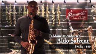 P. Mauriat product reviews - Aldo Salvent (PMSA-180)