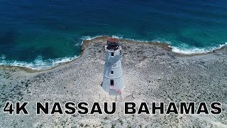 4k cinematic drone footage NASSAU BAHAMAS dji phantom 4 pro+ EXUMA ATLANTIS RIU SANDY BEACH AND MORE