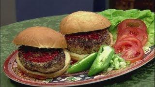 Recipe For Teriyaki Turkey Burger
