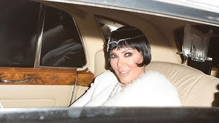 Inside Kris Jenner's $2 Million Great Gatsby Themed Birthday Party