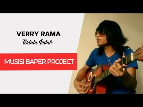 Charly Setia Band KW Super - Terlalu Indah (New Version)