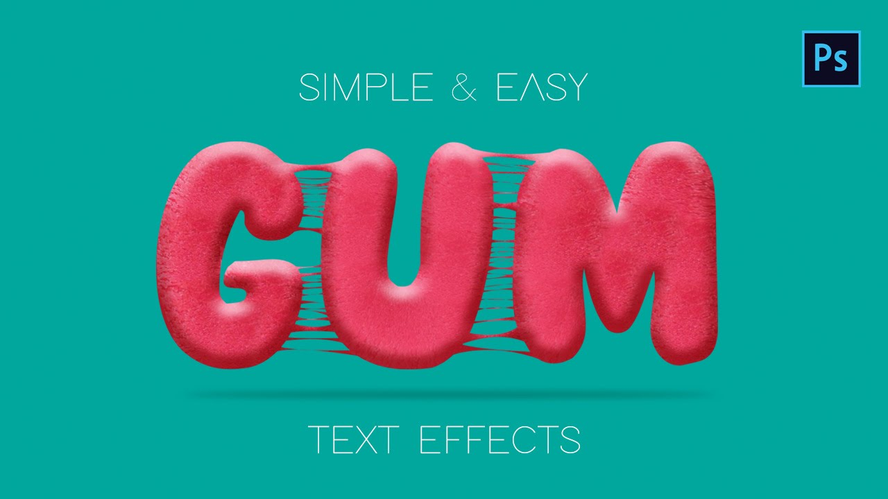 How To Make Balloon Letters In Photoshop