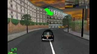 Midtown Madness 2 London Crash Course Walkthrough: Part 1/3