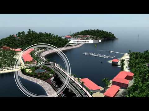 Amador Causeway Expansion Plan in Panama City, Panama