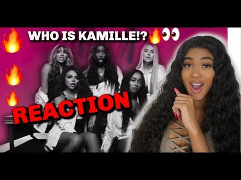 Little Mix  More Than Words ft Kamille Reaction